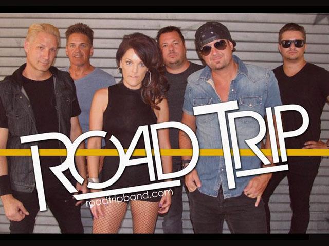 Members of the band Road Trip