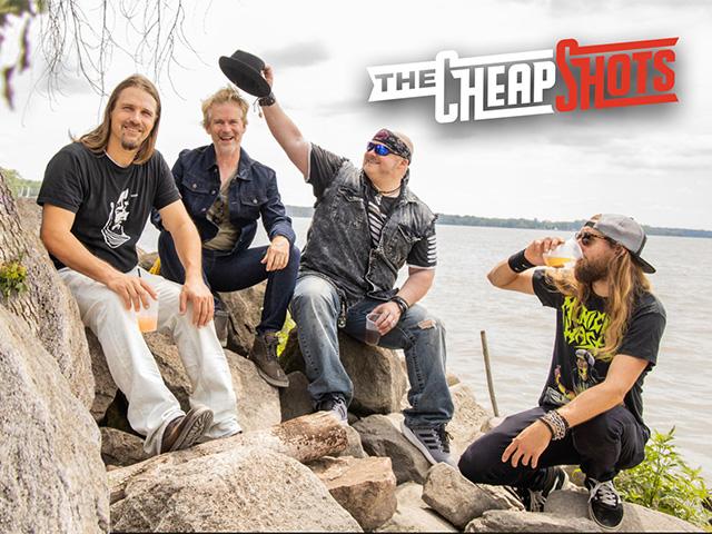 The Cheap Shots band