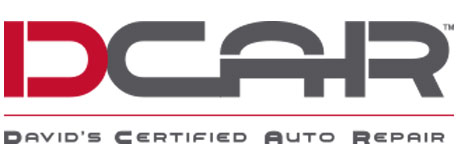 David's Certified Auto Repair logo